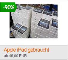 apple ipad gebraucht ab 49 eur iphone grosshandel. Black Bedroom Furniture Sets. Home Design Ideas